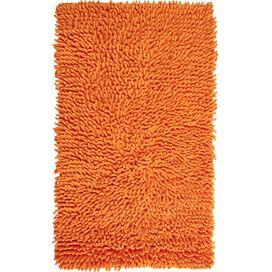 Jasmine Bath Mat in Orange