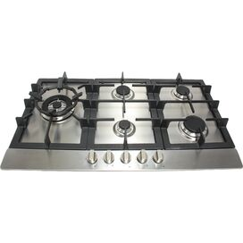 Stainless Steel Gas Stovetop