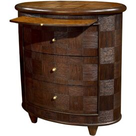 Corey Rattan Chest