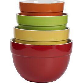 4-Piece Classic Mixing Bowl Set