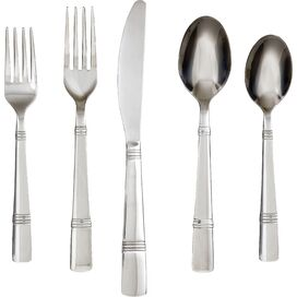 63-Piece Braylen Flatware Set