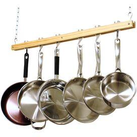 Hanging Bar Pot Rack