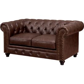 Cedric 67'' Tufted Loveseat