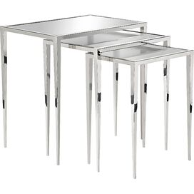 3-Piece Kassandra Nesting Table Set