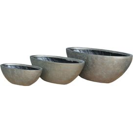3-Piece Erdmore Planter Set