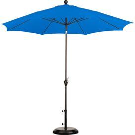 Market Umbrella in Pacific Blue