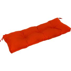 Olson Patio Bench Cushion in Salsa