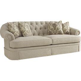 "Reina 97"" Tufted Sofa"