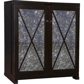 Corrine Mirrored Cabinet