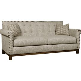 """Fiona 83"""" Tufted Sofa"""