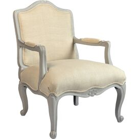 Penelope Arm Chair in Natural