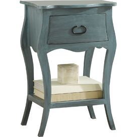 Leena Nightstand in Blue