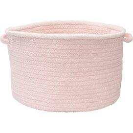 Ardmore Basket in Blush Pink