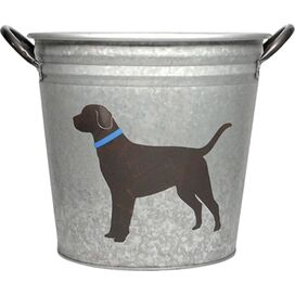 Labrador Bucket in Brown