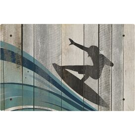 Surfer Indoor/Outdoor Wall Decor