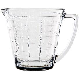 1-Quart Glass Measuring Cup