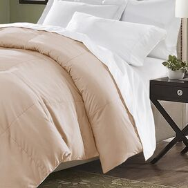 Connor Comforter in Khaki