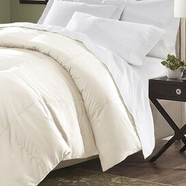 Connor Comforter in Ivory