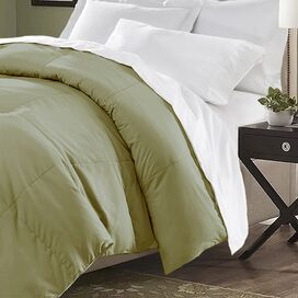 Connor Comforter in Sage