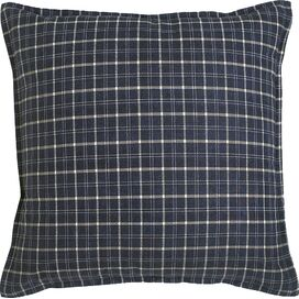 Vintage Plaid Pillow, Tommy Hilfiger
