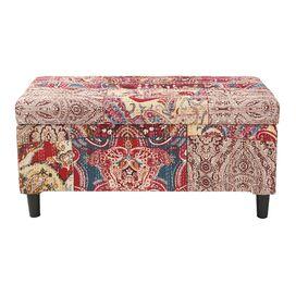 Brooke Upholstered Storage Bench