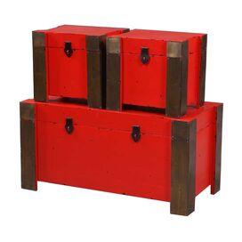 3-Piece Ashton Trunk Set
