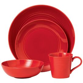Gordon Ramsay Maze 4-Piece Set in Chili Red