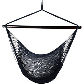 Abruka Hammock Chair in Navy