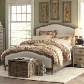 Watson Upholstered Bed