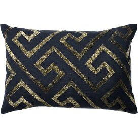Anika Embroidered Pillow