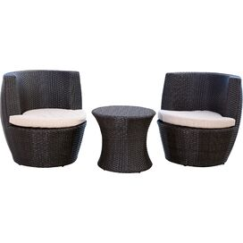 3-Piece Carlsbad Patio Seating Group