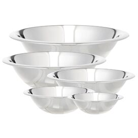 5-Piece Stainless Steel Mixing Bowl Set