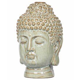 Buddha Head Statuette