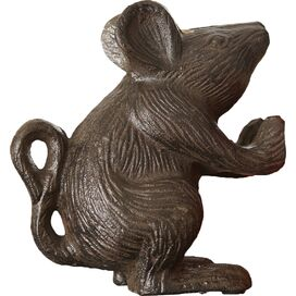Rustic Mouse Decor