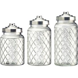 3-Piece Hamilton Jar Set