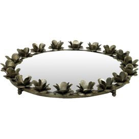 Rosalie Mirrored Tray