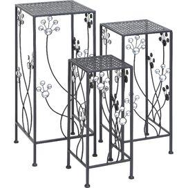 3-Piece Miri Plant Stand Set