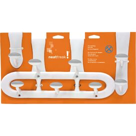 3-Piece Non-Slip Over-Door Hook Set