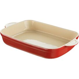 Denby Baking Dish in Cherry