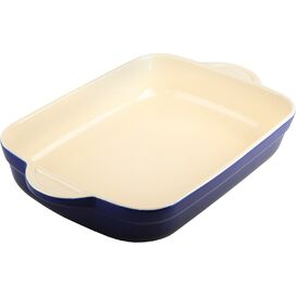 Denby Baking Dish in Imperial Blue