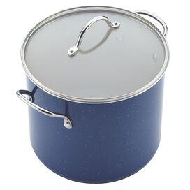 Farberware 12-Quart Stock Pot in Blue
