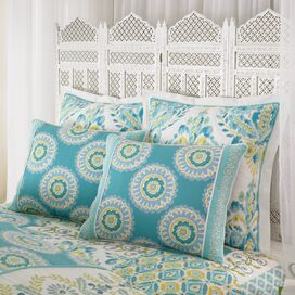 Azure Sky Pillow Sham