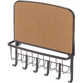 Cork Board Wall Rack