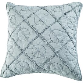 Country Pillow Sham in Fog