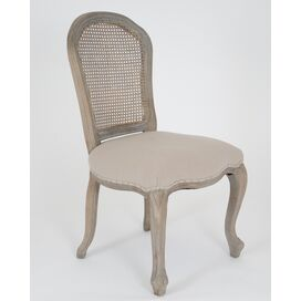 Della Side Chair in Gray