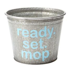Ready Set Mop Storage Bucket