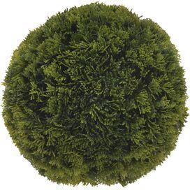 Faux Evergreen Ball