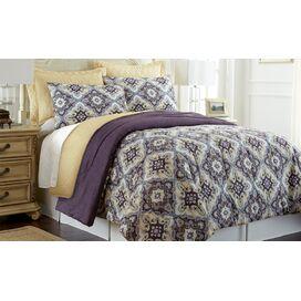 Zoie Reversible Comforter Set