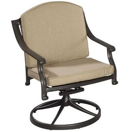 Coddington Swivel Patio Arm Chair
