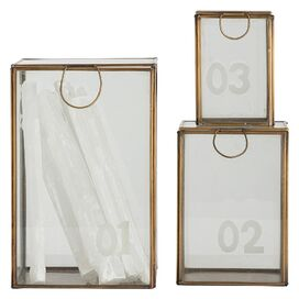Guthrie Boxes, Set of 3, Arteriors